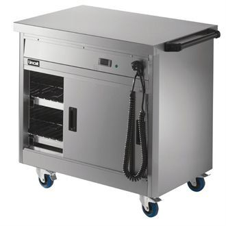 Lincat Panther 670 Series Hot Cupboard with Plain tops P6B2 GJ570