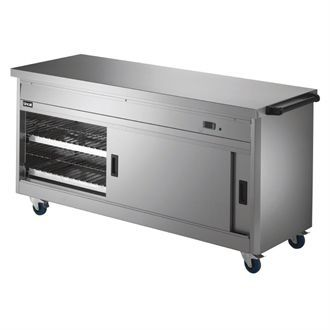 Lincat Panther 670 Series Hot Cupboard with Plain tops P6B5 GJ573