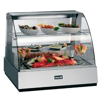 Lincat Refrigerated Food Display Showcase 785mm F663