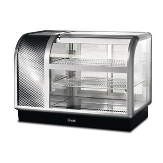 Lincat Seal 650 Curved Refrigerated Self Service Merchandiser 1050mm GJ727