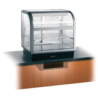 Lincat Seal 650 Refrigerated Back Service Merchandiser 750mm F443