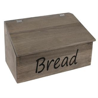 Olympia Wooden Breadbox CL005