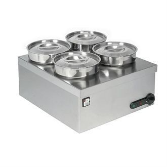 Parry 4 Pot Bain Marie 3015 GM752