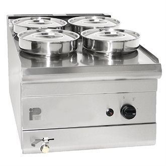 Parry 600 Series Bain Marie PWB4 CD464