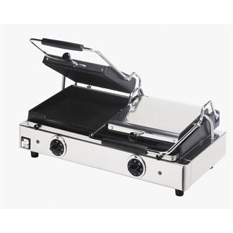 Parry Fiamma Twin Panini Grill PPGT3 GM780