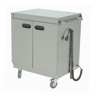 Parry Mobile Hot Cupboard 1888 GM719