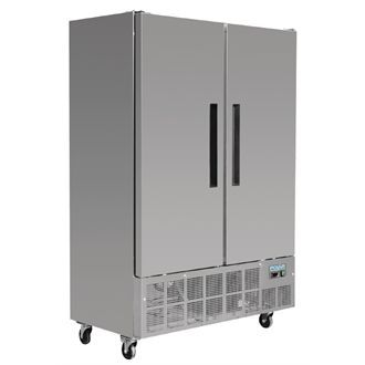 Polar 2 Door Slimline Freezer 960 Ltr GD880