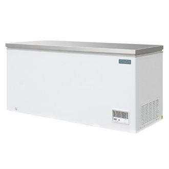 Polar Chest Freeze with Stainless Steel Lid 462Ltr CM531