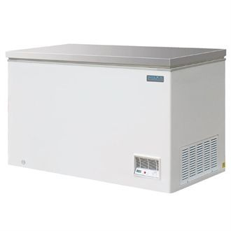 Polar Chest Freezer with Stainless Steel Lid 339Ltr CM530