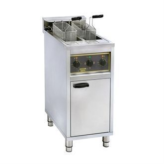 Roller Grill Double Fryer RFE20C GP313