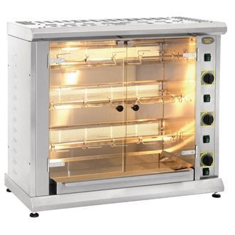 Roller Grill Electric Rotisserie RBE 120Q GD367