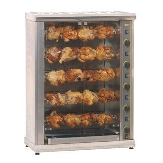 Roller Grill Electric Rotisserie RBE 200 GD369