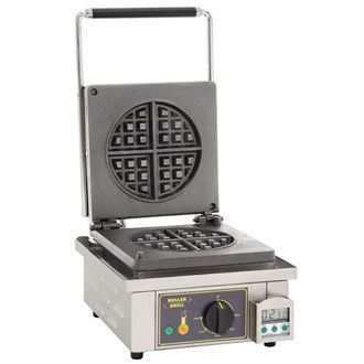 Roller Grill Round Waffle Maker GES75 GP310