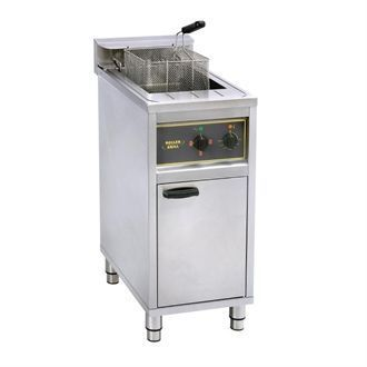Roller Grill Single Fryer RFE16C GP312