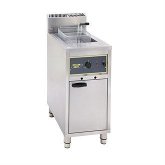 Roller Grill Single Fryer RFG16 GP314-P