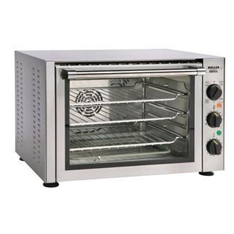 Roller Grill Turbo Quartz Convection Oven FC380TQ GP320