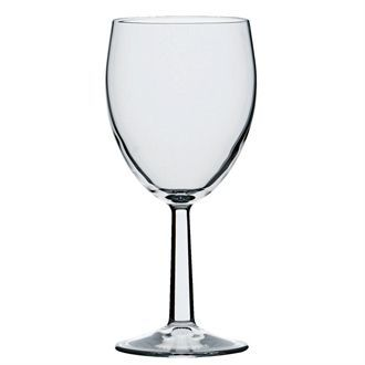 Saxon Wine Goblets 340ml D098