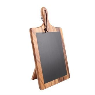 T&G Tuscany Paddle Chalk Board CL485