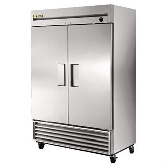 True Double Door Fridge Stainless Steel 1388Ltr T-49 CC228