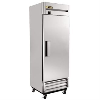 True Single Door Fridge Stainless Steel 538Ltr T-19E CC222