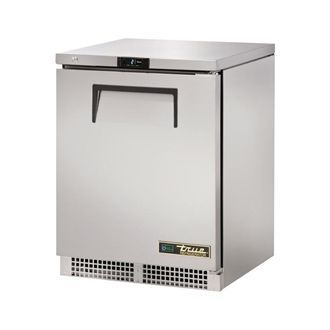 True Under Counter Fridge Stainless Steel 147Ltr TUC-24-HC CC665