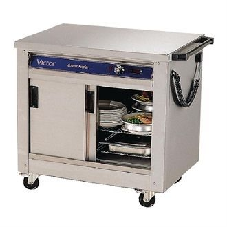 Victor Mobile Hot Cupboard HC20MS T721