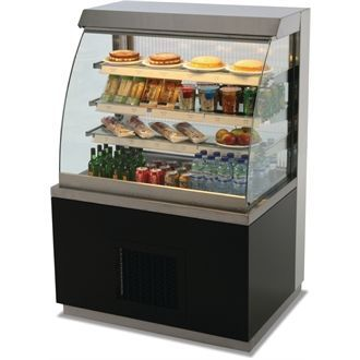 Victor Optimax Refrigerated Display Unit 1000mm GL358