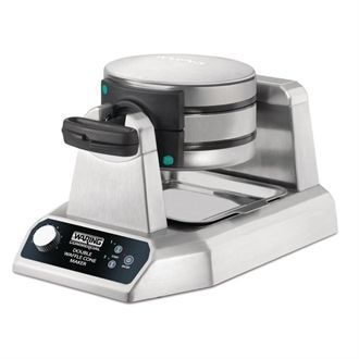 Waring Double Waffle Cone Maker WWCM200K CK361