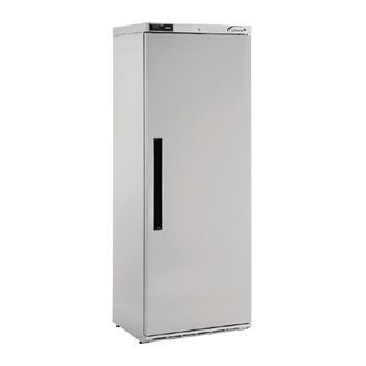 Williams Single Door Upright Freezer Stainless Steel 406Ltr LA400-SA DP488